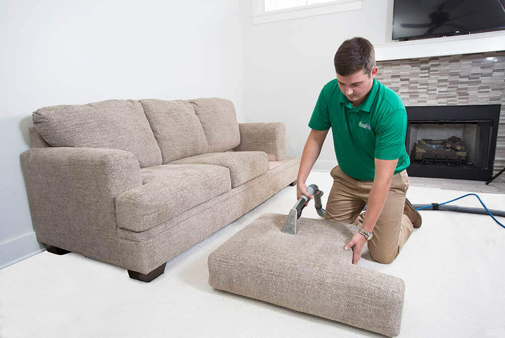 Upholstery cleaning in Tacoma, WA