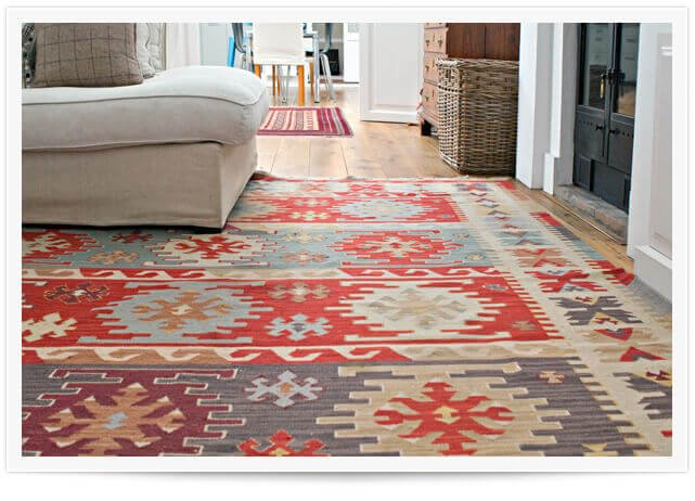 Area Rug Cleaning Service in Baltimore