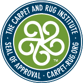 Rug and Carpet Institute seal of approval